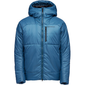 Black Diamond Belay Parka Herrer, astral blue